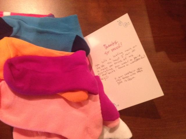 Socks A Lot